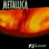 Download Metallica 'Fuel' Printable PDF 8-page score for Rock / arranged Bass Guitar Tab SKU: 165237.