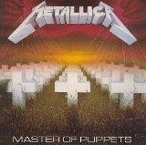 Download or print Metallica Master Of Puppets Sheet Music Printable PDF 14-page score for Pop / arranged Guitar Tab (Single Guitar) SKU: 199495.