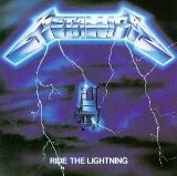 Download Metallica 'Ride The Lightning' Printable PDF 6-page score for Rock / arranged Bass Guitar Tab SKU: 165223.