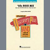 Download or print Michael Brown '60s Rock Mix - Baritone B.C. Sheet Music Printable PDF 2-page score for Rock / arranged Concert Band SKU: 371006.