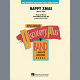 Download Michael Brown 'Happy Xmas (War Is Over) - Lyrics' Printable PDF 1-page score for Pop / arranged Concert Band SKU: 306856.