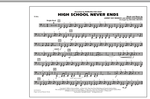 Michael Brown High School Never Ends Tuba Sheet Music Pdf Notes Chords Pop Score Marching Band Download Printable Sku 288903 In the end, i was not only able to survive summer classes, but i was able to thrive thanks to course hero. michael brown high school never ends tuba sheet music notes chords download printable marching band pdf score sku 288903