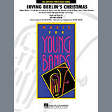 Download Michael Brown 'Irving Berlin's Christmas (Medley) - Percussion 2' Printable PDF 2-page score for Light Concert / arranged Concert Band SKU: 291483.