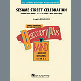 Download or print Michael Brown Sesame Street Celebration - Bass Sheet Music Printable PDF 2-page score for Children / arranged Concert Band SKU: 340079.