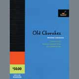 Download Michael Colgrass 'Old Churches - Bb Trumpet 3' Printable PDF 1-page score for Renaissance / arranged Concert Band SKU: 405640.