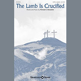 Download or print Michael E. Showalter The Lamb Is Crucified Sheet Music Printable PDF 3-page score for A Cappella / arranged SATB Choir SKU: 162446.