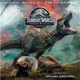 Download Michael Giacchino 'At Jurassic World's End Credits/Suite (from Jurassic World: Fallen Kingdom)' Printable PDF 5-page score for Classical / arranged Piano Solo SKU: 255125.