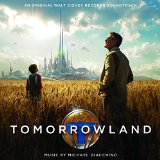 Download Michael Giacchino 'Edge Of Tomorrowland' Printable PDF 4-page score for Disney / arranged Piano Solo SKU: 160562.