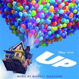 Download Michael Giacchino 'It's Just A House' Printable PDF 3-page score for Children / arranged Piano Solo SKU: 70936.