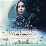 Download or print Michael Giacchino Rogue One Sheet Music Printable PDF 3-page score for Classical / arranged Piano Solo SKU: 179888.
