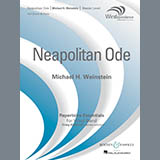 Download Michael H. Weinstein 'Neapolitan Ode - Timpani' Printable PDF 2-page score for Concert / arranged Concert Band SKU: 413753.