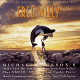 Download or print Michael Jackson Will You Be There (Theme from Free Willy) Sheet Music Printable PDF 4-page score for Rock / arranged Piano, Vocal & Guitar (Right-Hand Melody) SKU: 415640.