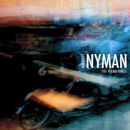 Michael Nyman, All Imperfect Things (from The Piano), Piano Solo