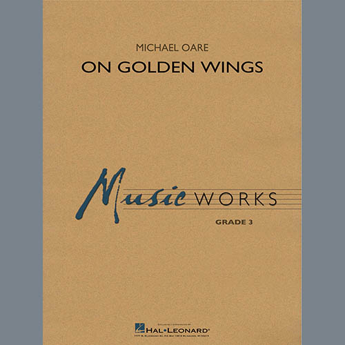 Easily Download Michael Oare Printable PDF piano music notes, guitar tabs for Concert Band. Transpose or transcribe this score in no time - Learn how to play song progression.