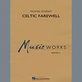 Download Michael Sweeney 'Celtic Farewell - Piano' Printable PDF 2-page score for Irish / arranged Concert Band SKU: 351004.