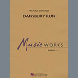 Download Michael Sweeney 'Dansbury Run - Conductor Score (Full Score)' Printable PDF 16-page score for Festival / arranged Concert Band SKU: 318780.