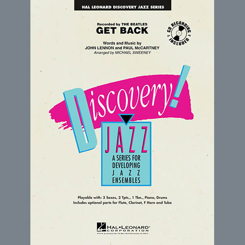 Easily Download Michael Sweeney Printable PDF piano music notes, guitar tabs for Jazz Ensemble. Transpose or transcribe this score in no time - Learn how to play song progression.