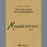Download or print Michael Sweeney On the Edge of Tomorrow - Oboe Sheet Music Printable PDF 2-page score for Concert / arranged Concert Band SKU: 278333.