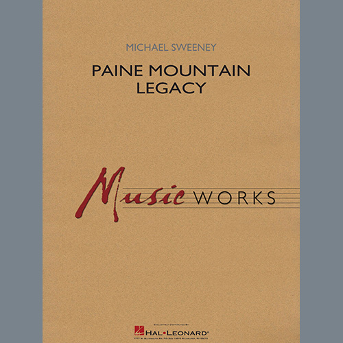 Easily Download Michael Sweeney Printable PDF piano music notes, guitar tabs for Concert Band. Transpose or transcribe this score in no time - Learn how to play song progression.