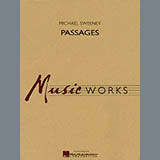 Download or print Michael Sweeney Passages - Trombone 1 Sheet Music Printable PDF 2-page score for Classical / arranged Concert Band SKU: 278149.