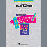 Download Michael Sweeney 'Themes from Black Panther - Percussion 3' Printable PDF 1-page score for Classical / arranged Concert Band SKU: 379706.