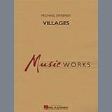 Download Michael Sweeney 'Villages - F Horn (Group 3)' Printable PDF 3-page score for Pop / arranged Concert Band SKU: 329595.