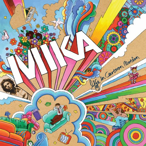 Easily Download Mika Printable PDF piano music notes, guitar tabs for Piano, Vocal & Guitar. Transpose or transcribe this score in no time - Learn how to play song progression.