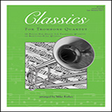 Download Mike Forbes 'Classics For Trombone Quartet - 3rd Trombone' Printable PDF 17-page score for Classical / arranged Brass Ensemble SKU: 381714.