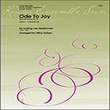 Download or print Mike Forbes Ode To Joy (from Symphony No. 9) - 1st Trombone Sheet Music Printable PDF 2-page score for Classical / arranged Brass Ensemble SKU: 351452.