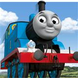 Download or print Mike O'Donnell Thomas The Tank Engine Sheet Music Printable PDF 2-page score for Children / arranged Big Note Piano SKU: 25546.