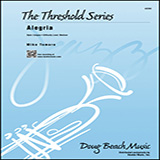 Mike Tomaro 'Alegria - 1st Bb Trumpet' 2-page score for Jazz / arranged Jazz Ensemble SKU: 381623.