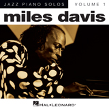 Download or print Miles Davis Solar Sheet Music Printable PDF 1-page score for Jazz / arranged Real Book – Melody & Chords SKU: 59951.