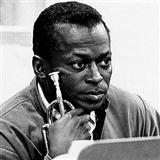 Download or print Miles Davis Somethin' Else Sheet Music Printable PDF 5-page score for Jazz / arranged Piano Solo SKU: 24833.