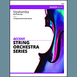 Download Monday 'Siyahamba (We Are Marching) - Violin 1' Printable PDF 2-page score for Classical / arranged Orchestra SKU: 315567.