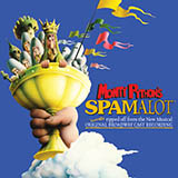 Download or print Monty Python's Spamalot The Song That Goes Like This Sheet Music Printable PDF 5-page score for Broadway / arranged Big Note Piano SKU: 55868.