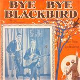 Download or print Mort Dixon Bye Bye Blackbird Sheet Music Printable PDF 2-page score for Jazz / arranged Piano Solo SKU: 58395.