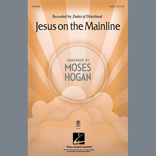 Easily Download Moses Hogan Printable PDF piano music notes, guitar tabs for Choir Instrumental Pak. Transpose or transcribe this score in no time - Learn how to play song progression.