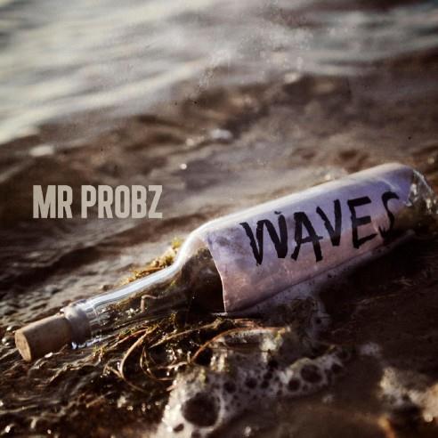 Mr Probz, Waves, Piano, Vocal & Guitar