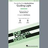 Download Mumford & Sons 'Guiding Light (arr. Mark Brymer)' Printable PDF 11-page score for Pop / arranged 2-Part Choir SKU: 415584.