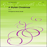 Download Murray Houllif 'A Stylish Christmas - Full Score' Printable PDF 9-page score for Christmas / arranged Percussion Ensemble SKU: 343562.