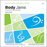 Download or print Murray Houllif Body Jams Sheet Music Printable PDF 56-page score for Concert / arranged Percussion Ensemble SKU: 125031.