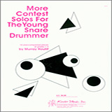 Download or print Murray Houllif More Contest Solos For The Intermediate Snare Drummer Sheet Music Printable PDF 11-page score for Classical / arranged Percussion Solo SKU: 124918.