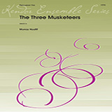 Download or print Murray Houllif The Three Musketeers - Percussion 2 Sheet Music Printable PDF 1-page score for Concert / arranged Percussion Ensemble SKU: 405288.