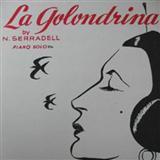 Download or print N. Serradell La Golondrina Sheet Music Printable PDF 3-page score for Latin / arranged Accordion SKU: 81296.