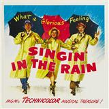 Download or print Gene Kelly Singin' In The Rain Sheet Music Printable PDF 4-page score for Standards / arranged Piano Solo SKU: 98367.