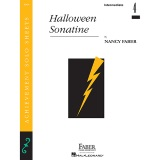 Download Nancy Faber 'Halloween Sonatine' Printable PDF 3-page score for Children / arranged Piano Adventures SKU: 356971.