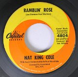 Download Nat King Cole 'Ramblin' Rose' Printable PDF 2-page score for Pop / arranged Accordion SKU: 251024.