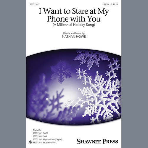 Easily Download Nathan Howe Printable PDF piano music notes, guitar tabs for SAB Choir. Transpose or transcribe this score in no time - Learn how to play song progression.