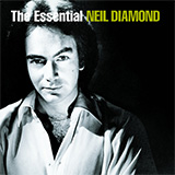 Download or print Neil Diamond Desiree Sheet Music Printable PDF 5-page score for Country / arranged Piano, Vocal & Guitar (Right-Hand Melody) SKU: 23330.