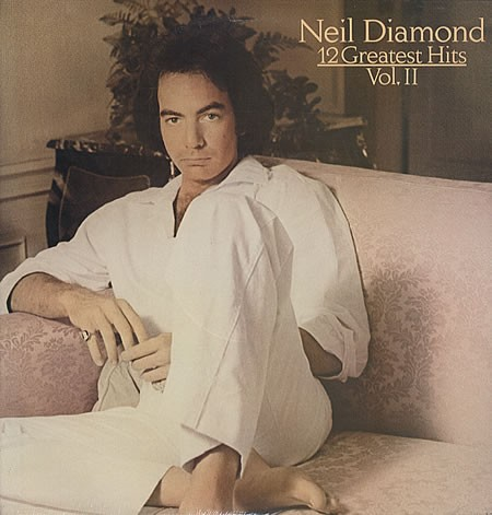 Download Neil Diamond 'Hello Again' Printable PDF 3-page score for Pop / arranged Easy Guitar Tab SKU: 198479.